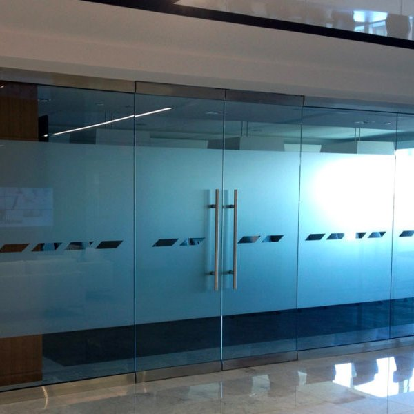 Commercial Window Tinting - Decorative Films