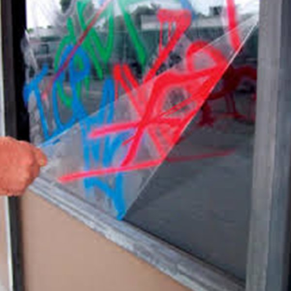 Commercial Window Tinting - Tint Graphics and Logos